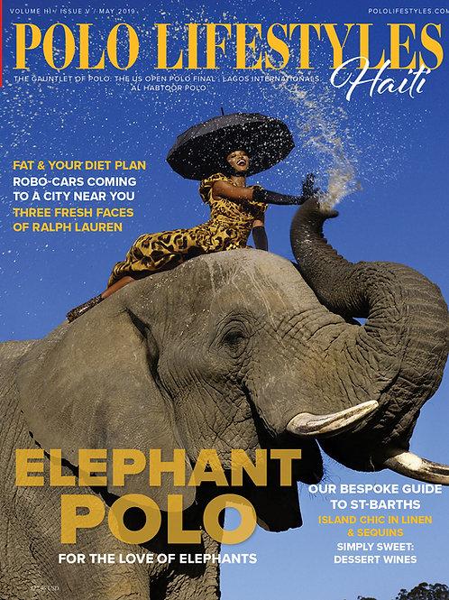 Polo Lifestyles Haiti: May 2019 Elephant Polo