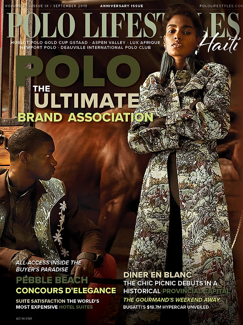 Polo Lifestyles Haiti: September 2019 Polo - The Ultimate Brand Association