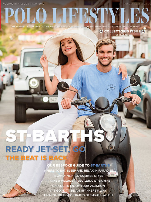 Polo Lifestyles: May 2019 Collectors Edition St-Barths