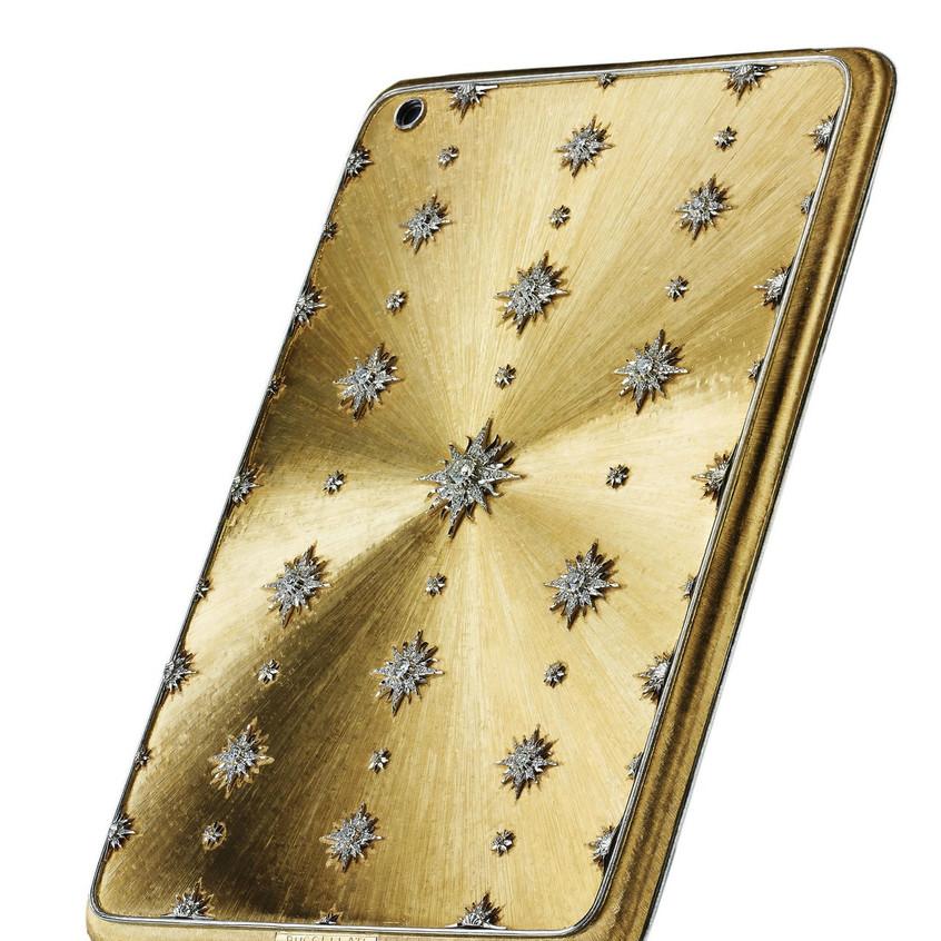 iPad Mini Gold Case