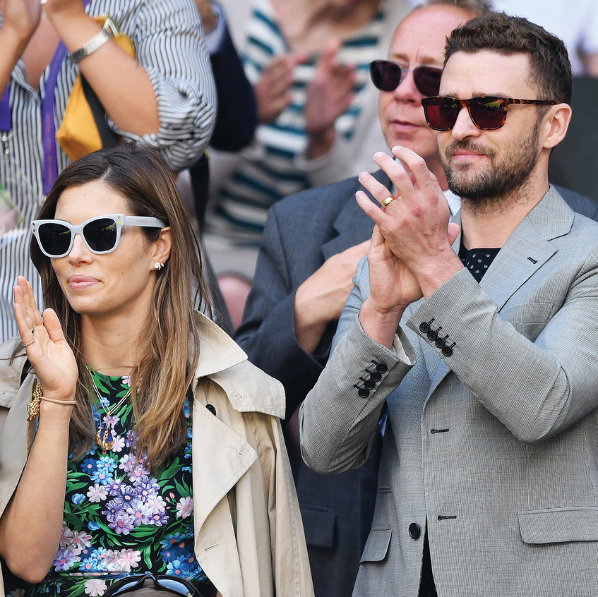 Justin Timberlake Jessica Biehl