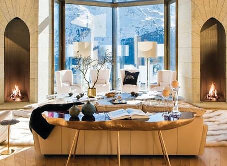 $185 Million Swiss Castle hits market in St. Moritz