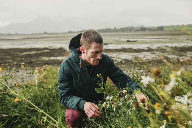 Ireland's Foraging Ch(i)ef: Award-winning chef keeps it  fresh, local and inventive