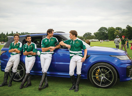 Dubai defeats King Power, claims British Polo Open Championship