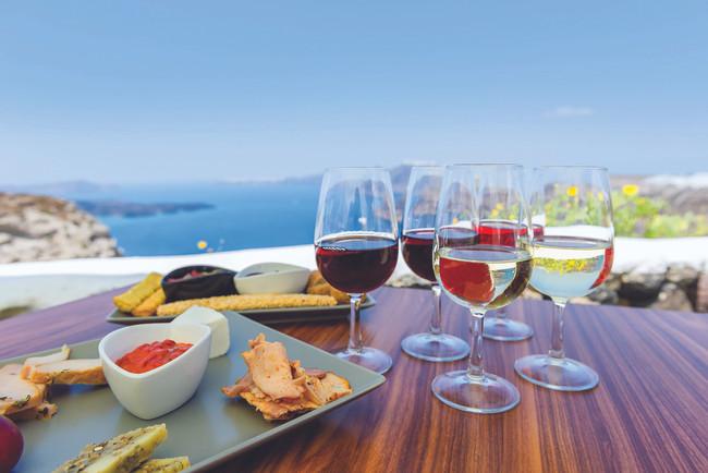 Greece: The Grapes & Wisdom of Antiquity