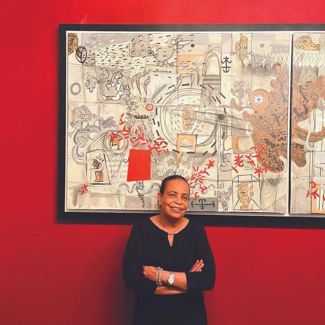 Tribute to Mothers: Maryse Penette-Kedar