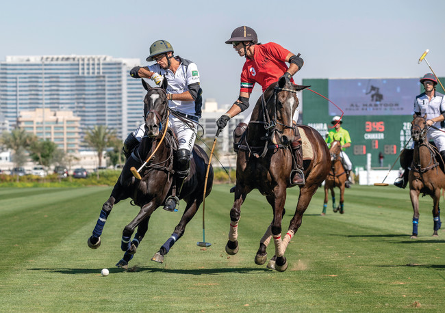 Dubai Silver Cup 2019