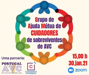 GAM CUIDADORES DE SOBREVIVENTES DE AVC.p