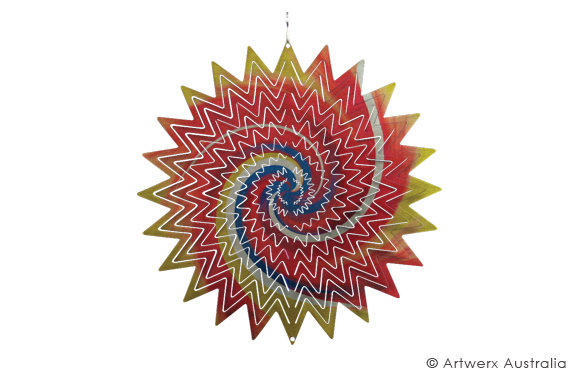 Swirl Starburst
