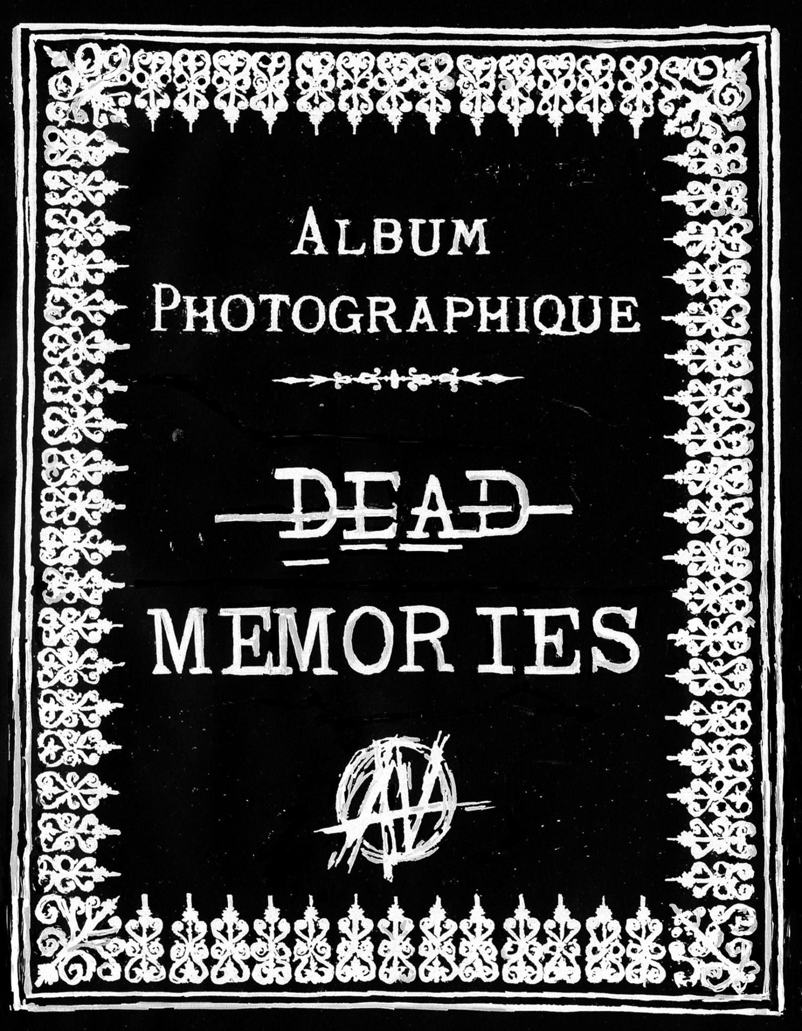 cover_dead memories
