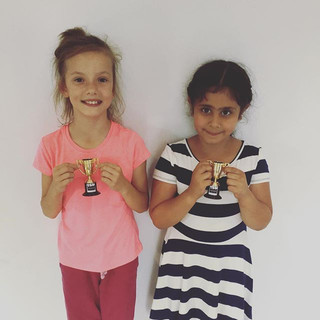 Today's dance choreography winners for o