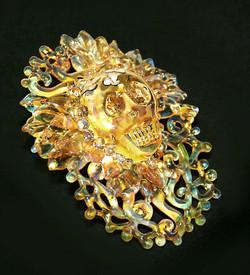 gold skull 2013