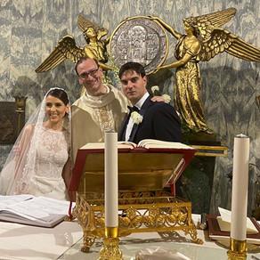 Mauro e Clara Sposi