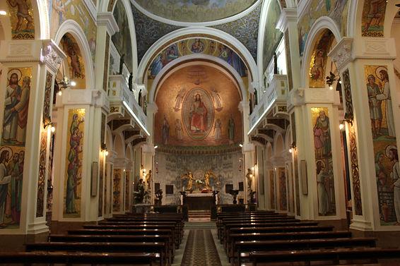 Santuario San Paolo alla Rotonda Reggio Calabria
