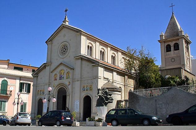 Il Santuario di San paolo alla Rotonda