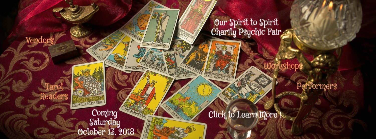 Spirit to Spirit Psychic Fair