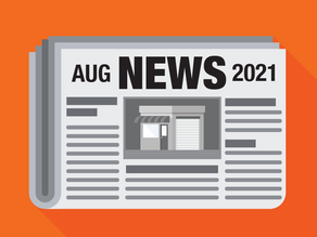 Here's What Happened in the World of Small Business in August 2021