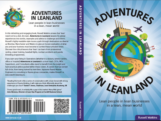 """A Little Taster """"Adventures in Leanland"""" (#31)"""