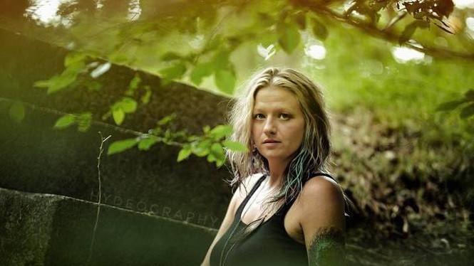 Photo shoot at Landsford Canal