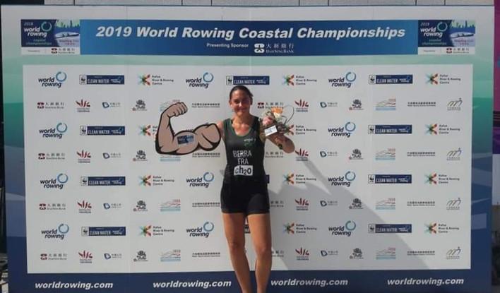Championnats du Monde d'Aviron de mer 2019