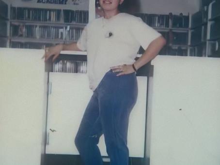 Difunden foto de Jenni Rivera muy delgada en su primer trabajo a los 15 años