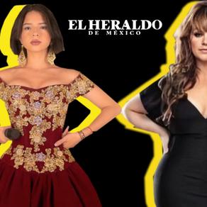 Jenni Rivera tendrá película biográfica; familia, interesada en Ángela Aguilar