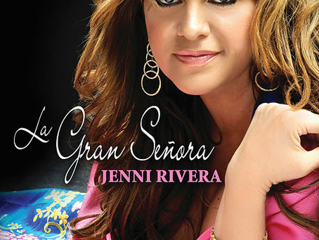 AMANECISTE CONMIGO - Jenni Rivera / LYRICS