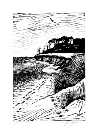 'Beach Stroll'