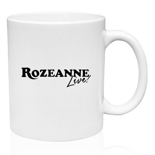 Rozeanne Live! Mug