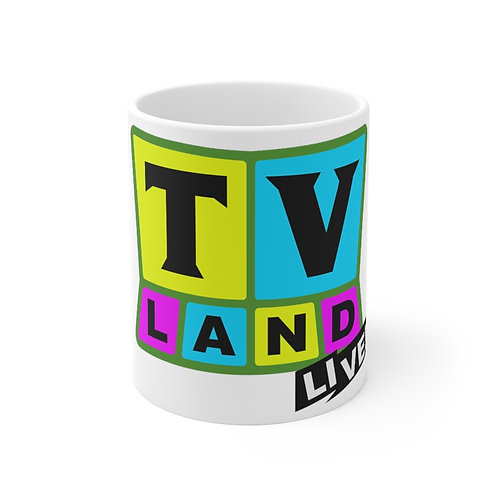 TV Land Live Logo Mug