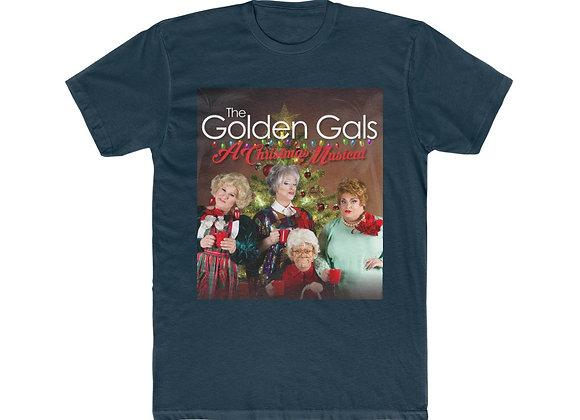 Limited Edition Golden Gals: A Christmas Musical T-Shirt