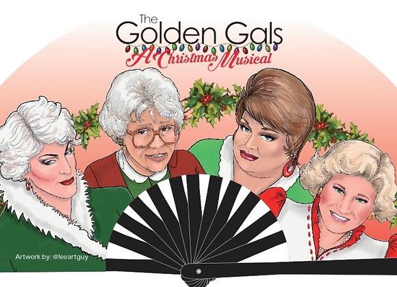 Golden Gals: A Christmas Musical Fan