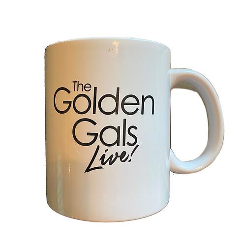 Golden Gals Mug