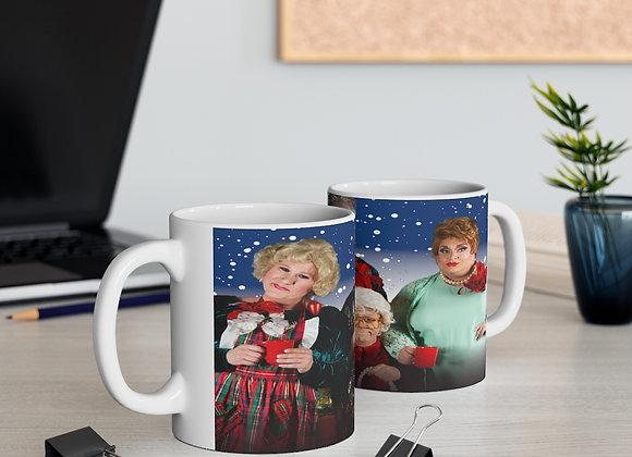 Limited Edition Golden Gals: A Christmas Musical Mug