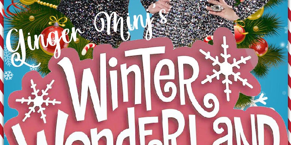 Ginger Minj's Winter Wonderland Featuring Gidget Galore