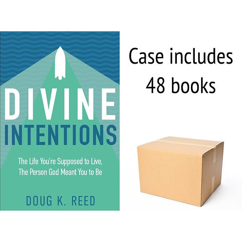 Divine Intentions Case (48 Books)