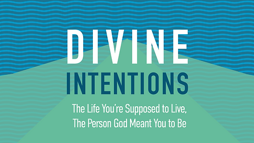 Divine Intentions Small Group