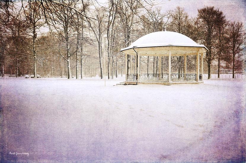 The Old Pavilion - Den gamle paviljongen