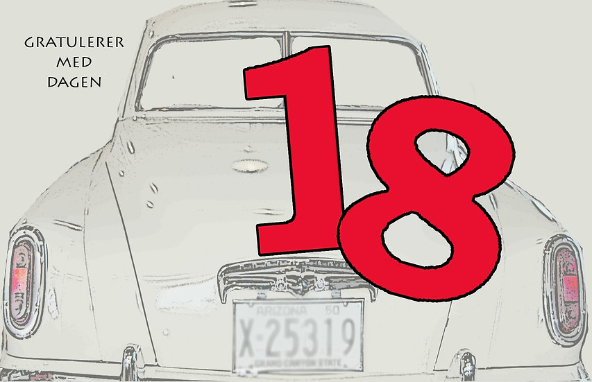18-årsdagen