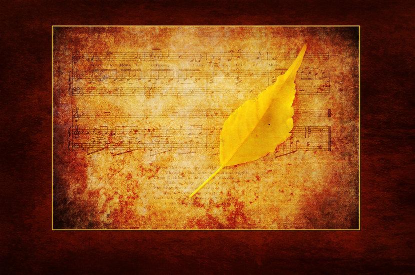 Musikalsk notat - Musical Note