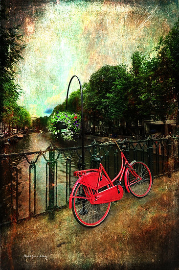 The Red Bicycle - Den røde sykkelen