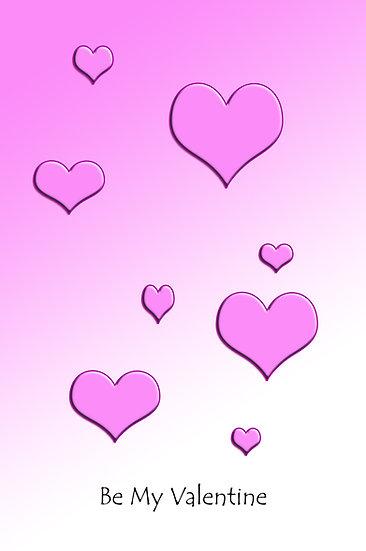 Valentins hjerter - Valentine's Hearts