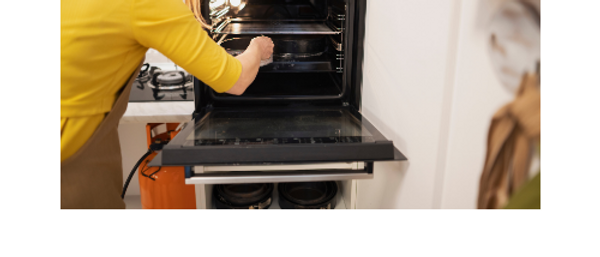 Interior Oven Cleaning