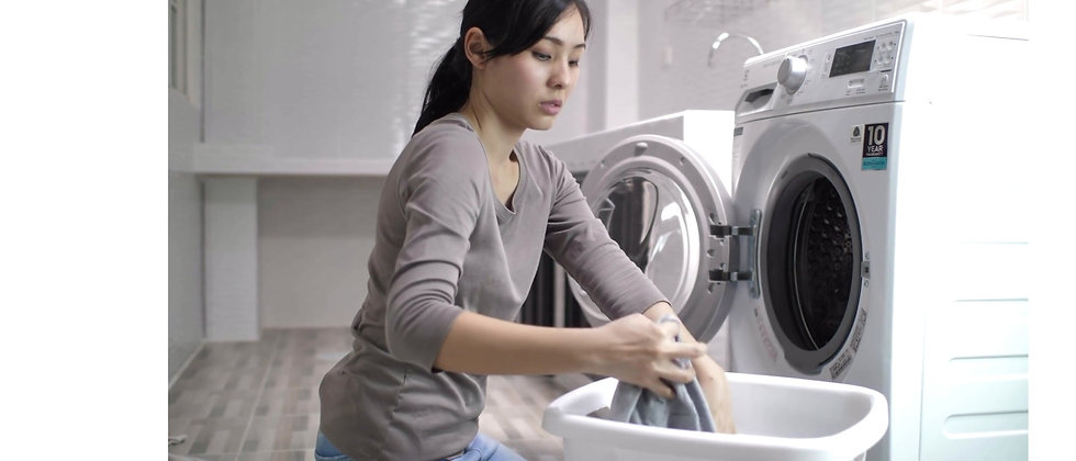 Fresh and Clean Laundry