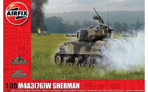 M4A3(76)W, Sherman 1/35