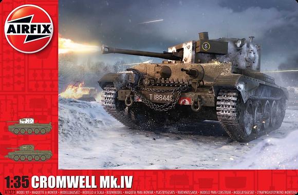 Cromwell Tank 1/35