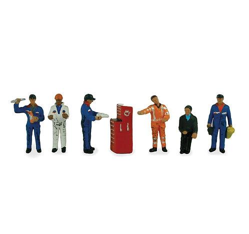 00 Maintenance Depot Workers