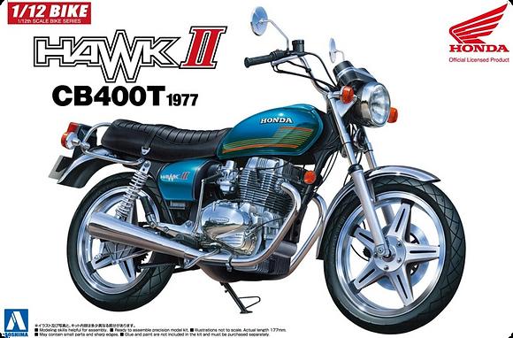 Honda CB400T Hawk