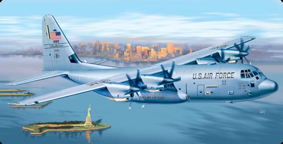 C - 130J HERCULES 1/72