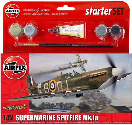 Supermarine Spitfire Mk1a 1/72